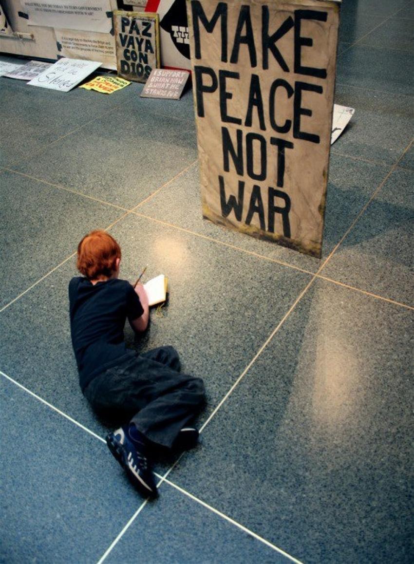 De l'éthique de guerre à l'éthique de paix