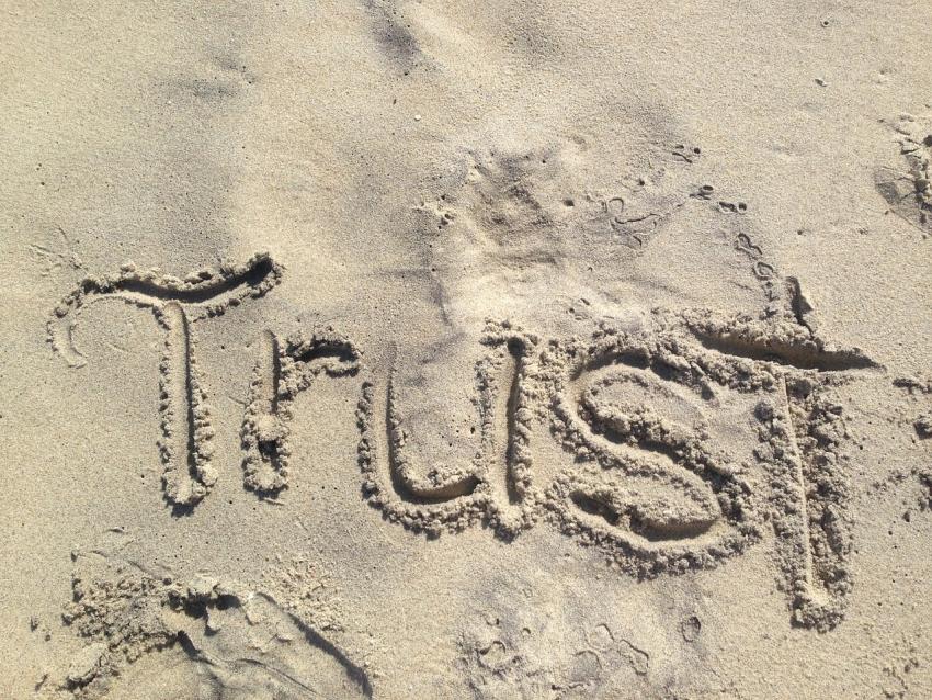 Una questione di fiducia